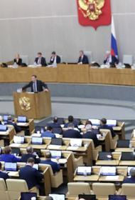 Госдума приняла в первом чтении поправки в бюджет по инициативам Путина