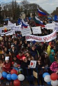 Президент может подписать закон о поправках в Конституцию в день Крымской весны