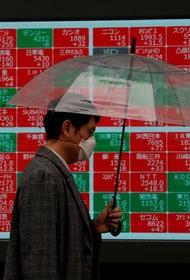 Московская биржа в первые минуты открытия рухнула. Цена акции стратегических для России компаний стремительно катится вниз