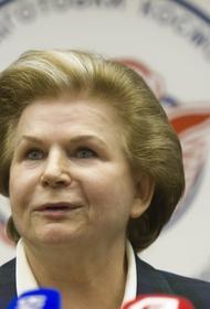 Терешкова отреагировала на критику ее поправки  об отмене ограничения  числа президентских сроков