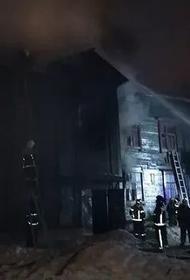 «Они напрямую говорят: «Мы вас сожжем», в Екатеринбурге застройщики подожгли три барака с людьми