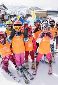 Всероссийские детские соревнования по фристайлу прошли в горах Сочи
