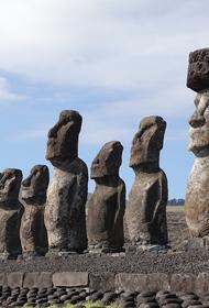 Остров Пасхи – наследие Лемурии?