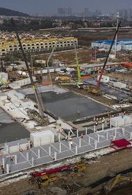 Строительство инфекционного центра в ТиНАО завершат в кратчайшие сроки