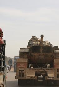 Первый патруль в Идлибе контролировали беспилотники