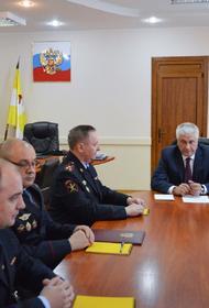 Владимир Колокольцев совершил рабочую поездку в Ставропольский край