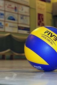Европейской конфедерацией волейбола приостановлено проведение всех соревнований