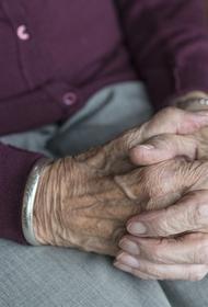 Врач рассказала, почему коронавирус настолько опасен для пожилых