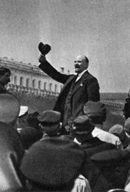 Юбилей Ленина перенесли с апреля на ноябрь из-за коронавируса. Правда, самому Ленину уже всё равно