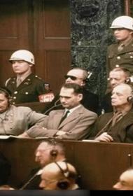 Мнение: Покажите латышским легионерам съемку с Нюрнбергского процесса