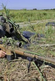 Волонтер поведал об убивающих солдат ВСУ в Донбассе «российских» снайперах-асах