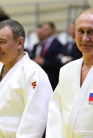 Владимир Путин рассказал, сколько времени уделяет спорту