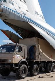 Самолеты ВКС РФ прибыли в Италию
