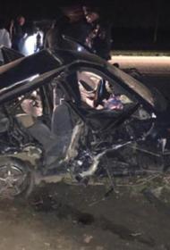Мать и ребенок погибли в лобовом столкновении на трассе в Адыгее