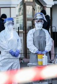 Прогноз: число инфицированных в Латвии продолжает увеличиваться