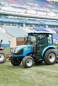 На сочинском стадионе «Фишт» началась реновация поля
