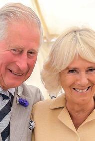 Принц Чарльз с женой покинули Лондон из-за коронавируса
