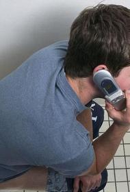 Администрация Симферополя советует гражданам дезинфицировать  мобильные телефоны после посещения туалета