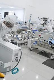 «Готовимся к взрывному развитию по типу ядерной реакции», так в Минздраве прогнозируют ситуацию с коронавирусом