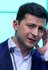 Зеленский отказался от палат Кличко
