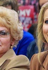 Людмила Нарусова - мать Ксении Собчак госпитализирована в больницу с подозрением на коронавирус