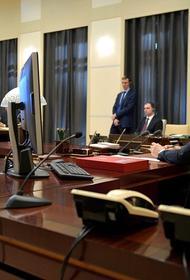Путин на саммите G20 озвучил меры по борьбе с коронавирусом