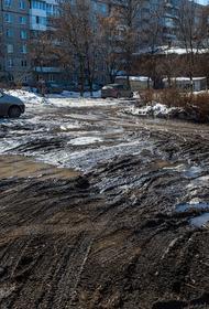 На каждого россиянина в среднем приходится 60 килограммов грязи