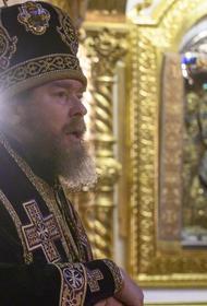 Митрополит Псковский Тихон (Шевкунов)  назвал ситуацию с кронавирусом мировой войной