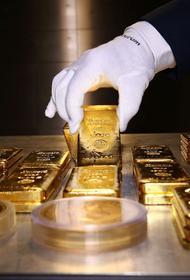 В США началась золотая паника