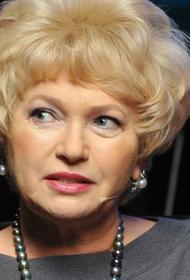 Нарусова отчитала свою дочь Ксению Собчак и зятя за выпивку