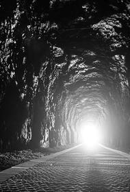 На границе США и Мексики нашли 600-метровый тоннель