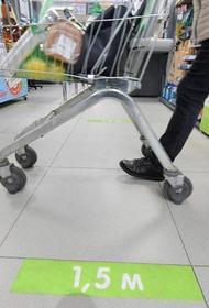 Прокурор Москвы напомнил ритейлерам о недопустимости скоплений покупателей
