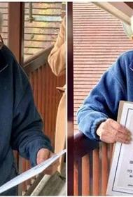 Британец прожил 112 лет, потому что принимал обстоятельства такими, какие они есть