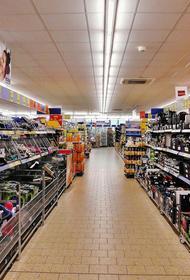 Коронавирус обнаружили у грузчика магазина «Перекрёсток» в Москве