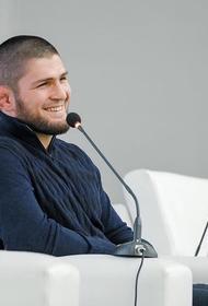 Хабиб Нурмагомедов готов сразиться с Тони Фергюсоном в апреле, главное - добраться до места встречи