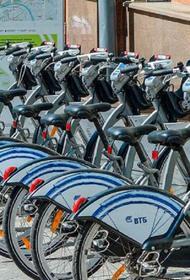 В Москве организуют бесплатный велопрокат для курьеров и волонтеров