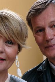 Юлия Меньшова рассказала об отношениях с мужем:  «Я думаю, что это и есть любовь»
