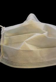 Главный хирург США показал, как за минуту самостоятельно сделать маску из подручных материалов