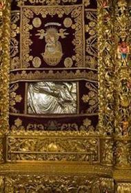 Киккская икона Божией Матери: лик, который закрыт