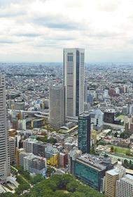 Японские власти вводят локальный режим ЧС