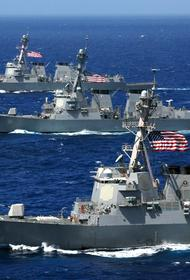 США перевооружают армию для возможного конфликта с КНР