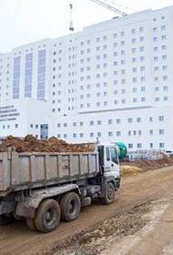 Пуск медицинского центра Семашка  в Крыму запланирован на начало мая 2020 года