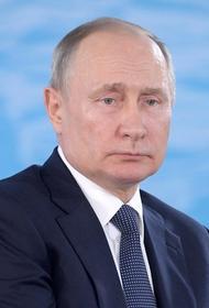 Путин анонсировал спецвыплаты медикам