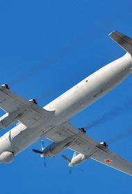 США заявили о перехвате российских истребителей в районе Аляски
