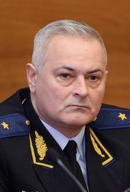 Снят с должности заместитель главы МВД