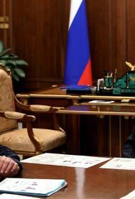 Развитие Дальнего Востока обсудили с президентом