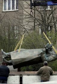 Внучка Ивана Конева  назвала  снос памятника герою  в Праге во время карантина подлостью