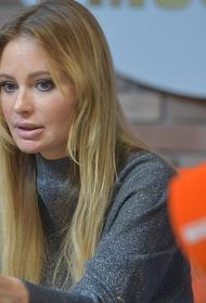 Дана Борисова, сдав тест на коронавирус, продолжает ходить по магазинам и планирует ТВ-съемки