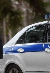 В Москве мужчина начал стрелять по полицейским, приехавшим на вызов