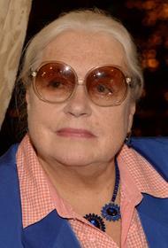 Лидия Федосеева-Шукшина в рамках телешоу назвала размер своей пенсии